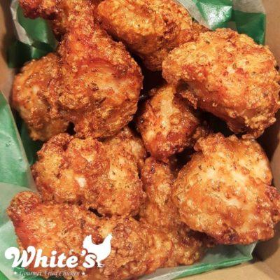 boneless chicken pieces