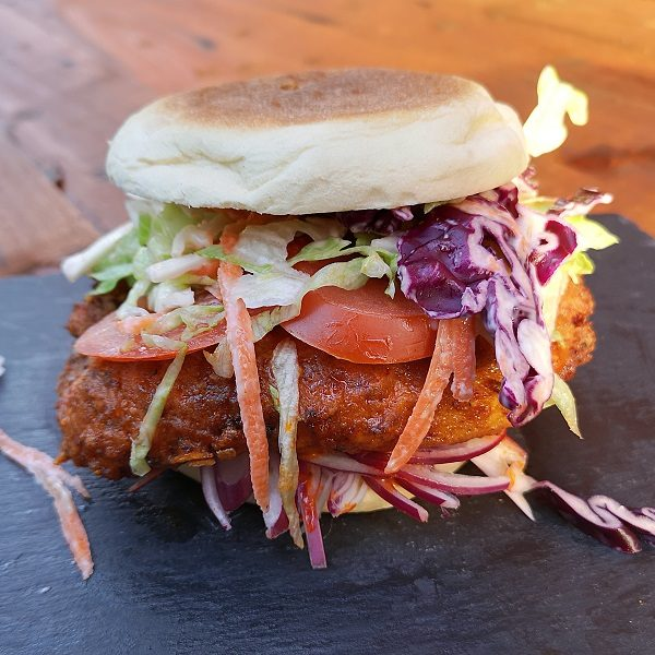 Buttermilk Muffin Sandwich