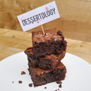 "Dessertology's ""Barmie Brownie"""