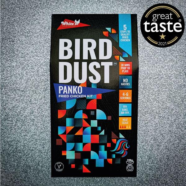 panko bird dust