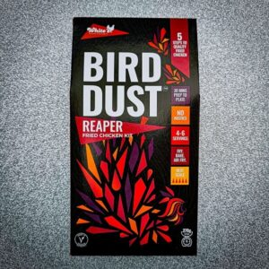 reaper bird dust