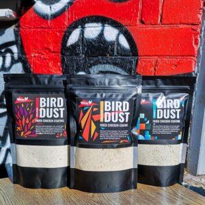 triple bird dust