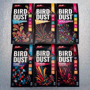 six deal bird dust